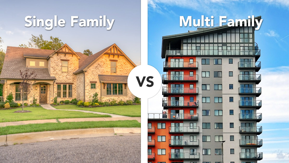 Is Multi Family Real Estate Investing Better than Single Family Property Investment?