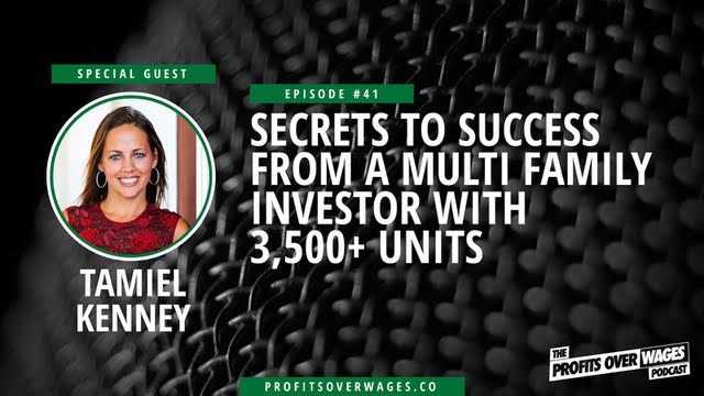 Secrets to Success From a Multi Family Investor with 3500+ Units