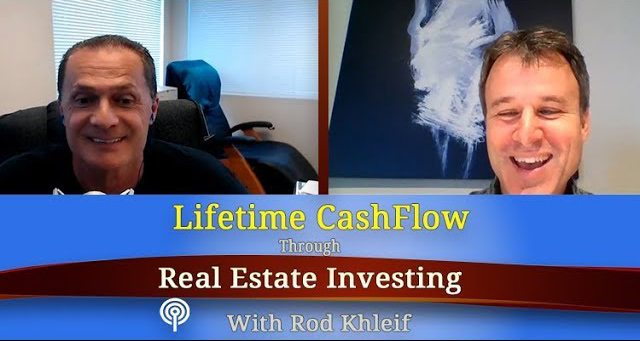 Lifetime Cashflow Through Real Estate Podcast – EP 189