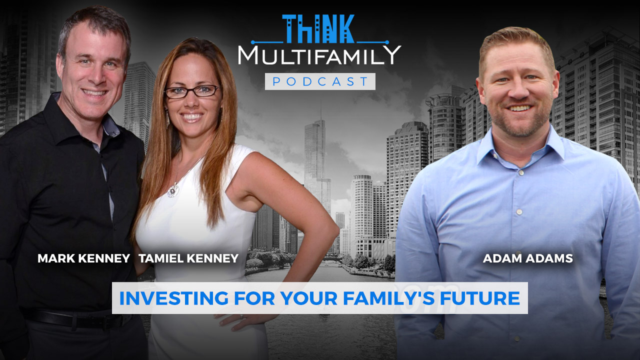 TMF #002 – Adam Adams – How to Find Deals and Raise Equity when you DON'T Have a Track Record