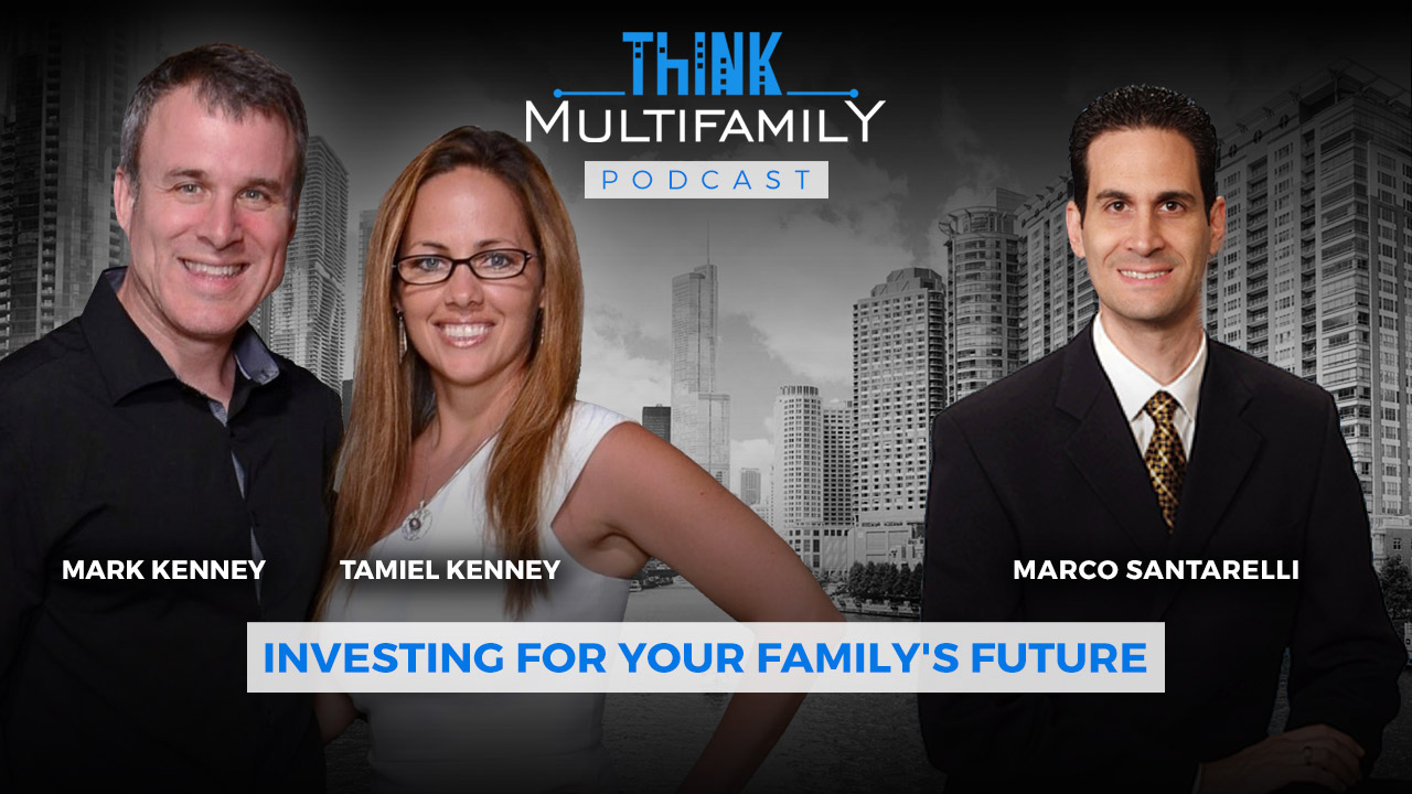 TMF #008 – Marco Santorelli – Turnkey Process for Cash-Flow Syndications – 10 Rules for Real Estate Investing