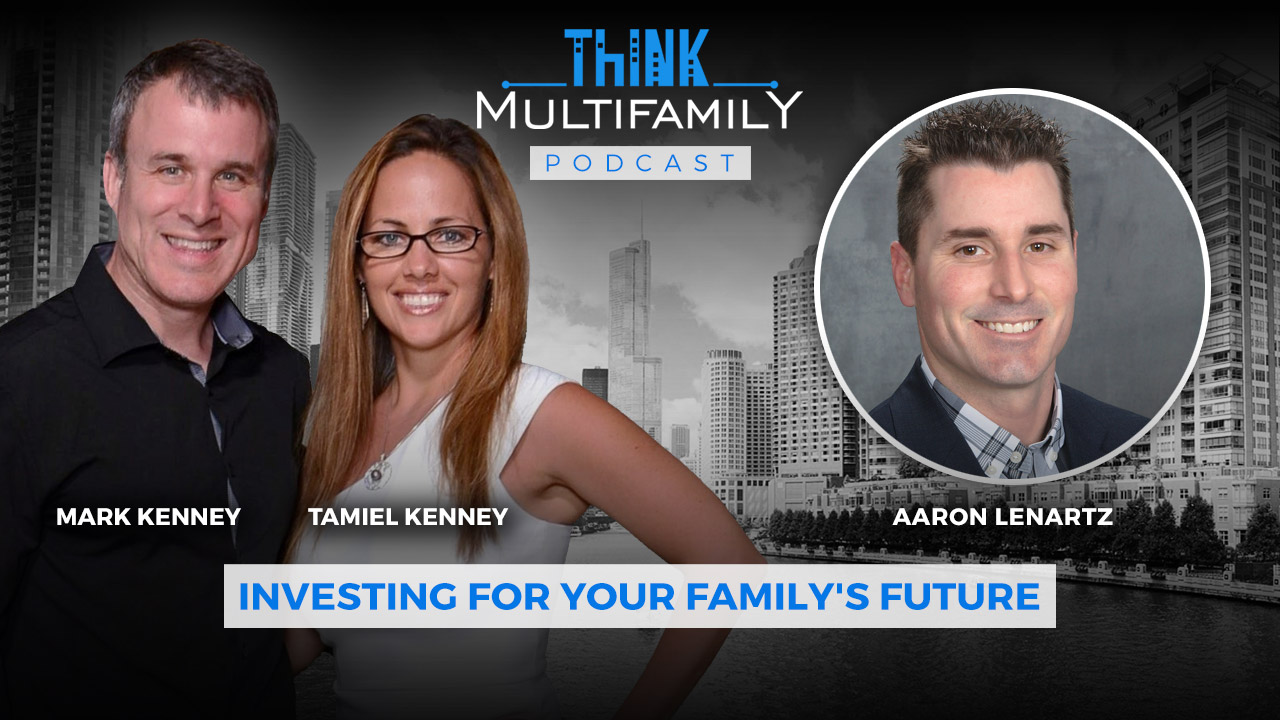 TMF #009 – Aaron Lenartz – From War to Real Estate and Flipping to Family Syndication