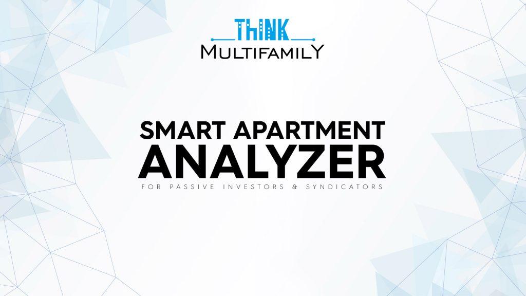 Smart Apartment Analyzer - Multifamily Investing Tool