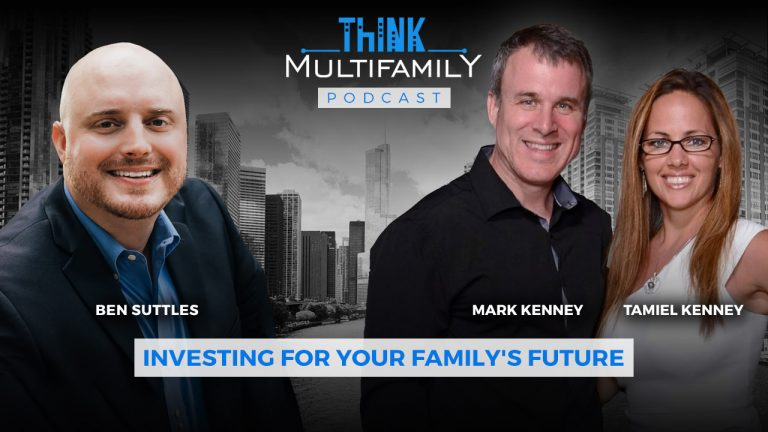 Think Multifamily Podcast - Apartment Investment SIDE HUSTLE to Thriving Business