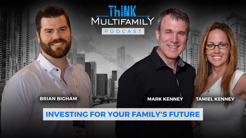 Think Multifamily Podcast - Tax Savings Strategies through Multifamily Investing