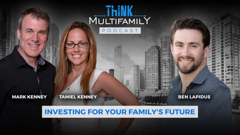 Multifamily Investing Podcast - Invest in Multifamily Self-Storage Units: EASY to Maintain, Manage & Monetize.