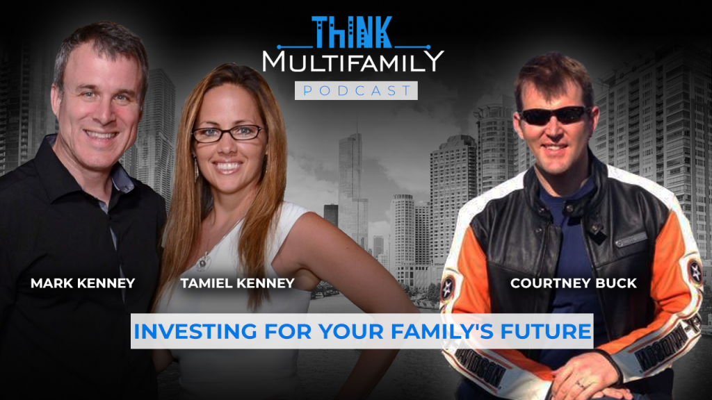 Think Multifamily Podcast Episode - Retired Military Bomb Technician to Apartment Investor