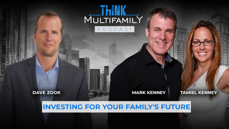 Think Multifamily Podcast - Reduce Your Tax Burden Through Multifamily Investing