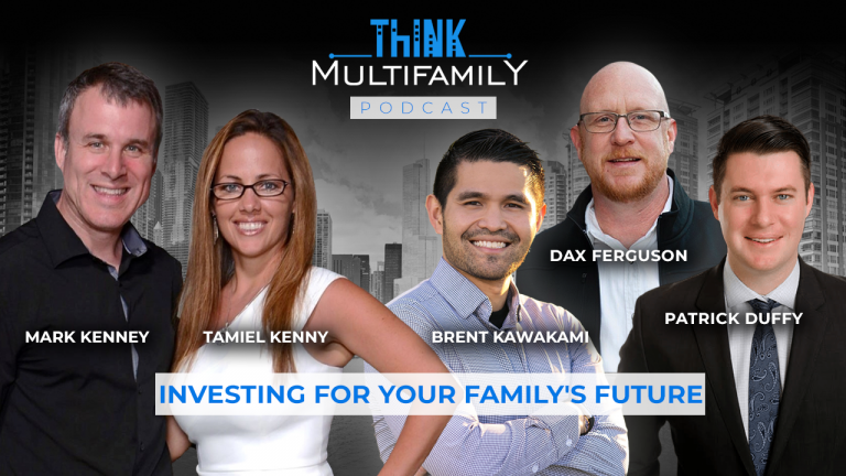 Think Multifamily Podcast - How Has Multifamily Due Diligence & Asset Management Changed in the Midst of Covid-19