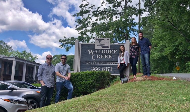 Think Multifamily Group Deals - Waldorf Creek