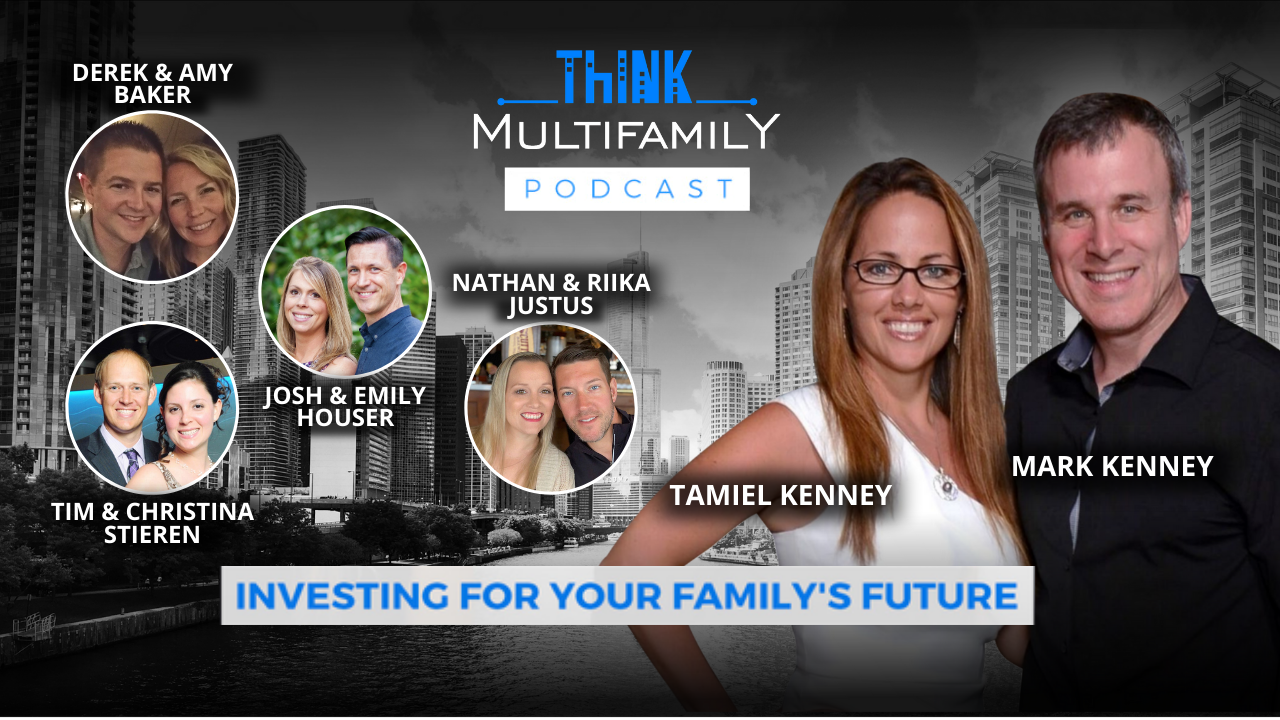 TMF #065 – Love and Real Estate – Multifamily Investing with Loved Ones