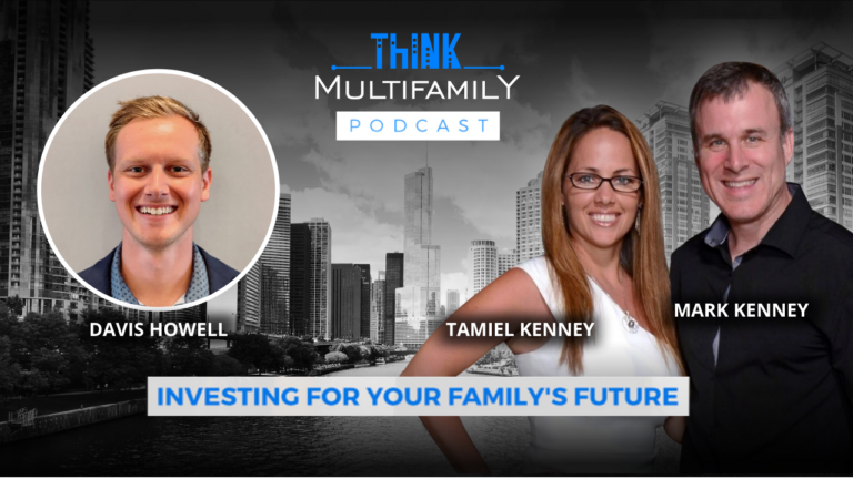 Think Multifamily Podcast Episode: 26 Y.O. Quits W2 to Become a Full Time Apartment Investor