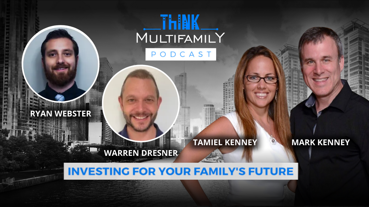 Think Multifamily Podcast – Multifamily Partnerships and Competing with the Big Dogs