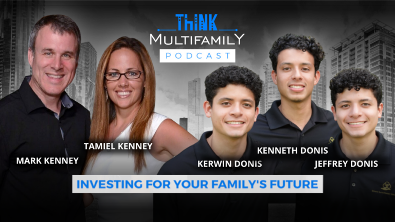 Donis Pod Cover - College or Career? 3 Brothers on the Rise in Multifamily Investing